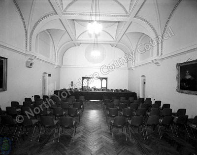 Royal Baths Assembly Rooms, Parliament Room, Harrogate